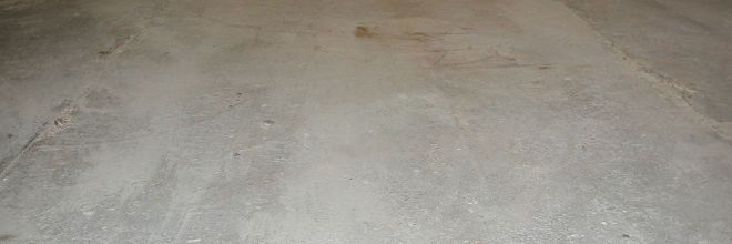 Unbonded Screed
