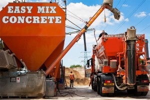 Standard ready mix concrete