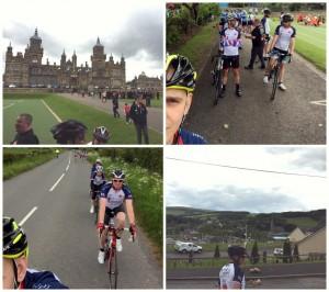Alex Mac Charity Cycle