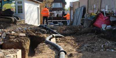 Ground line pump - EasyMix Concrete UK LTD