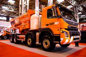 EasyMix Concrete UK LTD - Concrete Show