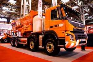 EasyMix Concrete UK LTD - Concrete Show