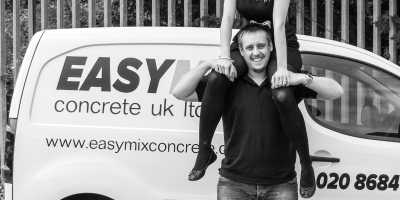 Dan and Jemma - EasyMix Concrete UK LTD