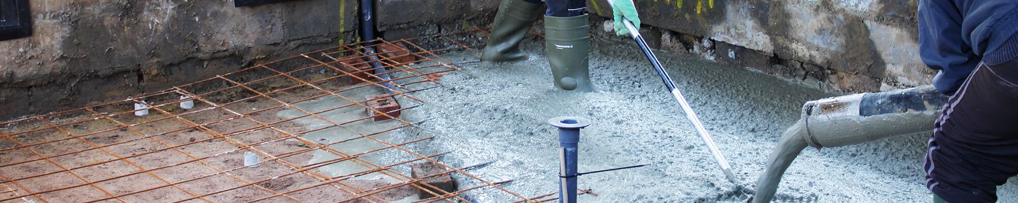 Domestic Concrete Suppliers In London Easymix Concrete