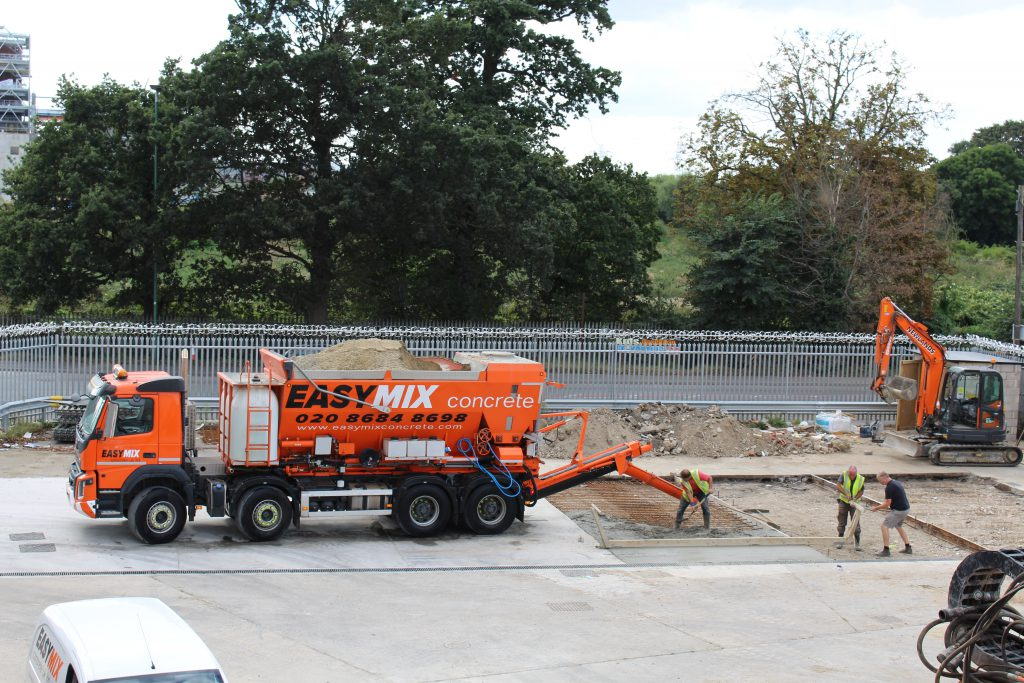 Concrete Suppliers in London