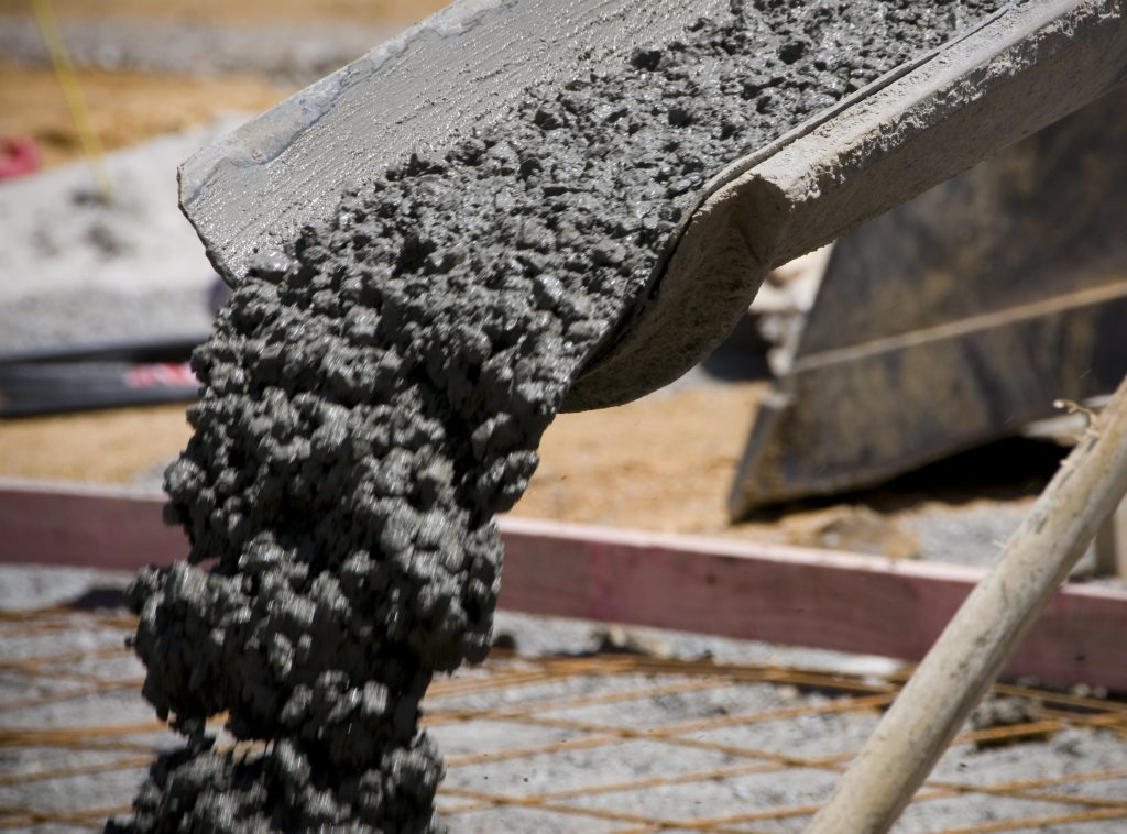 how to speed up concrete drying